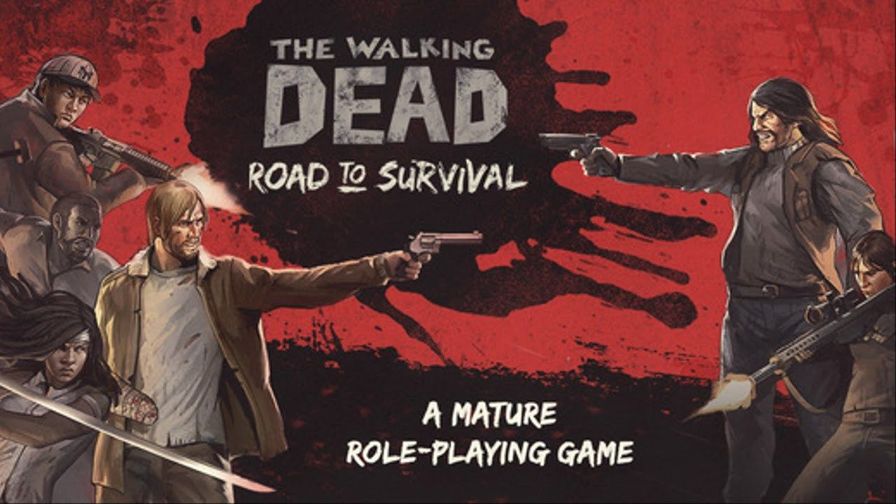 Walking Dead Road To Survival For Pc Free Download With Images