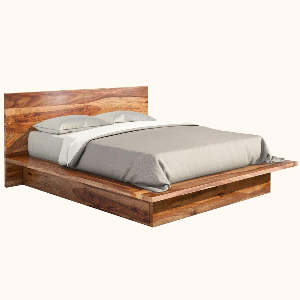 Productimage With Images Wood Platform Bed Wood Platform Bed