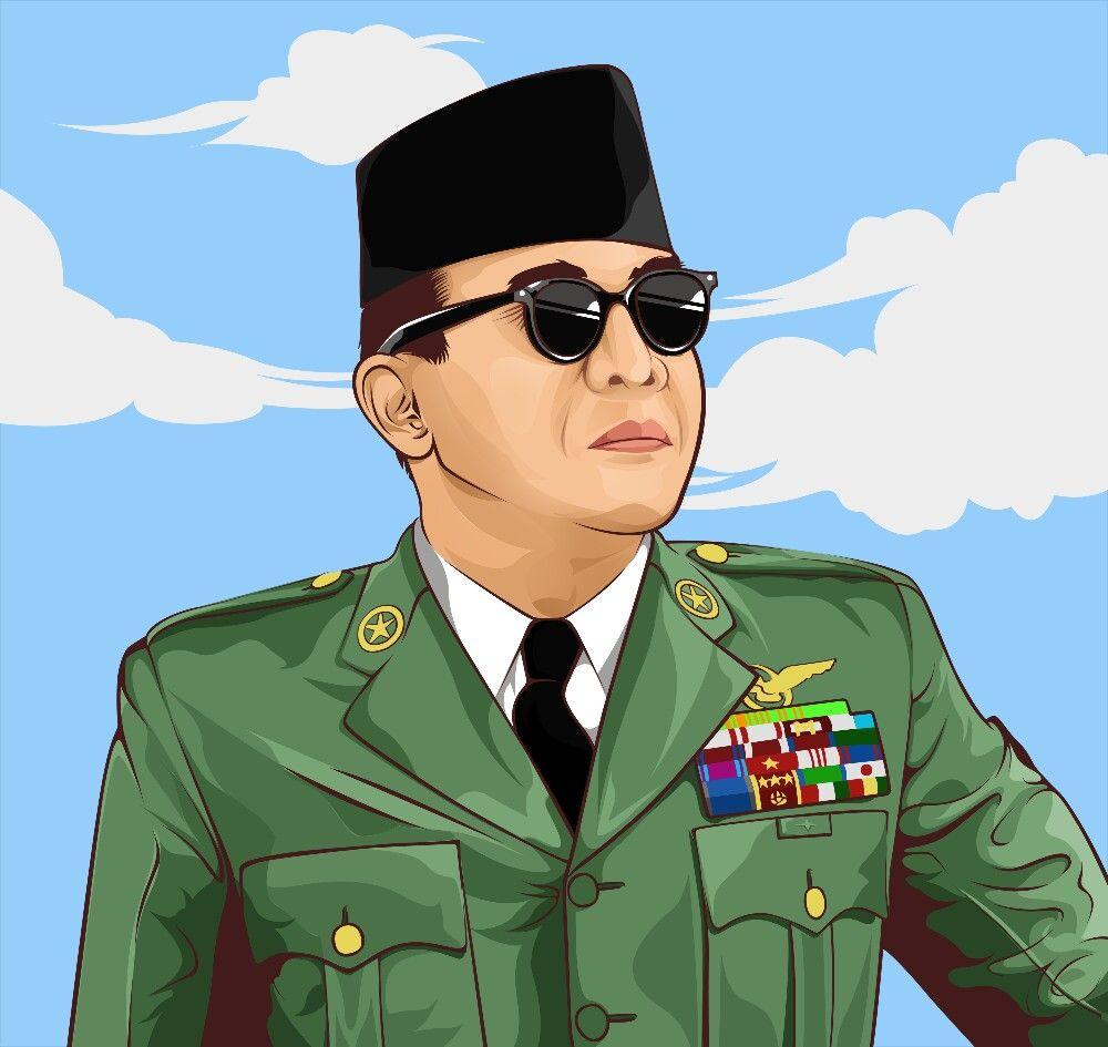 Gambar Pahlawan Nasional Dan Nama Nya