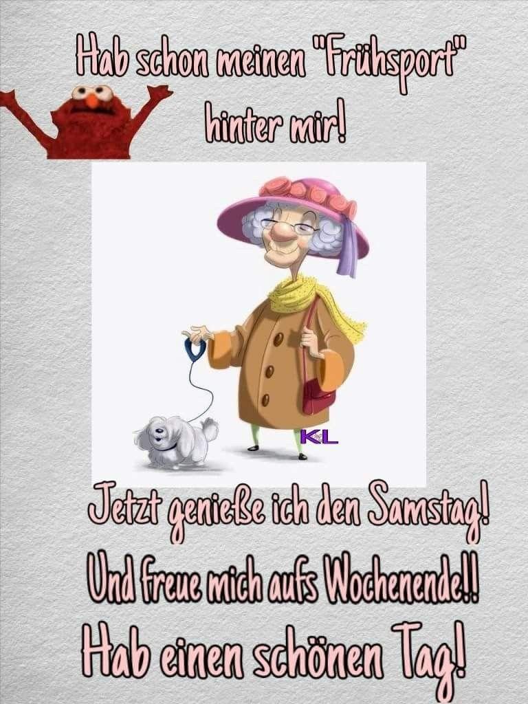Pin von Sonnja Schau auf Die Samstags Grüße S. | Whatsapp ...
