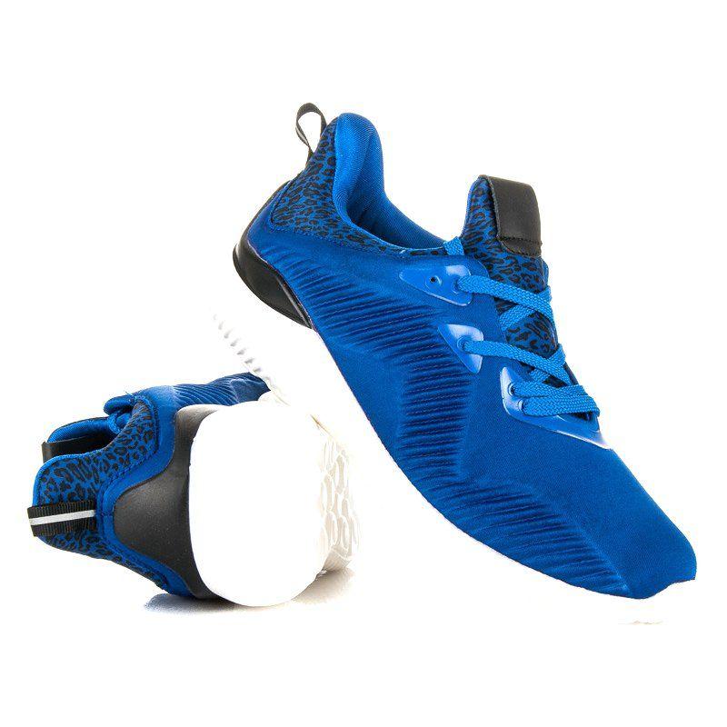 Buty Sportowe Dla Kobiet Niebieskie