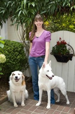 Cynthia Gordon Is A Certified Professional Dog Trainer And