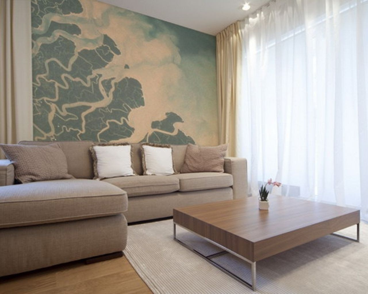 10+ Amazing Textured Wall In Living Room
