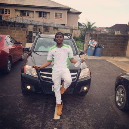 Olamide Manager's Car | Timaya Acquires New Bentley | New