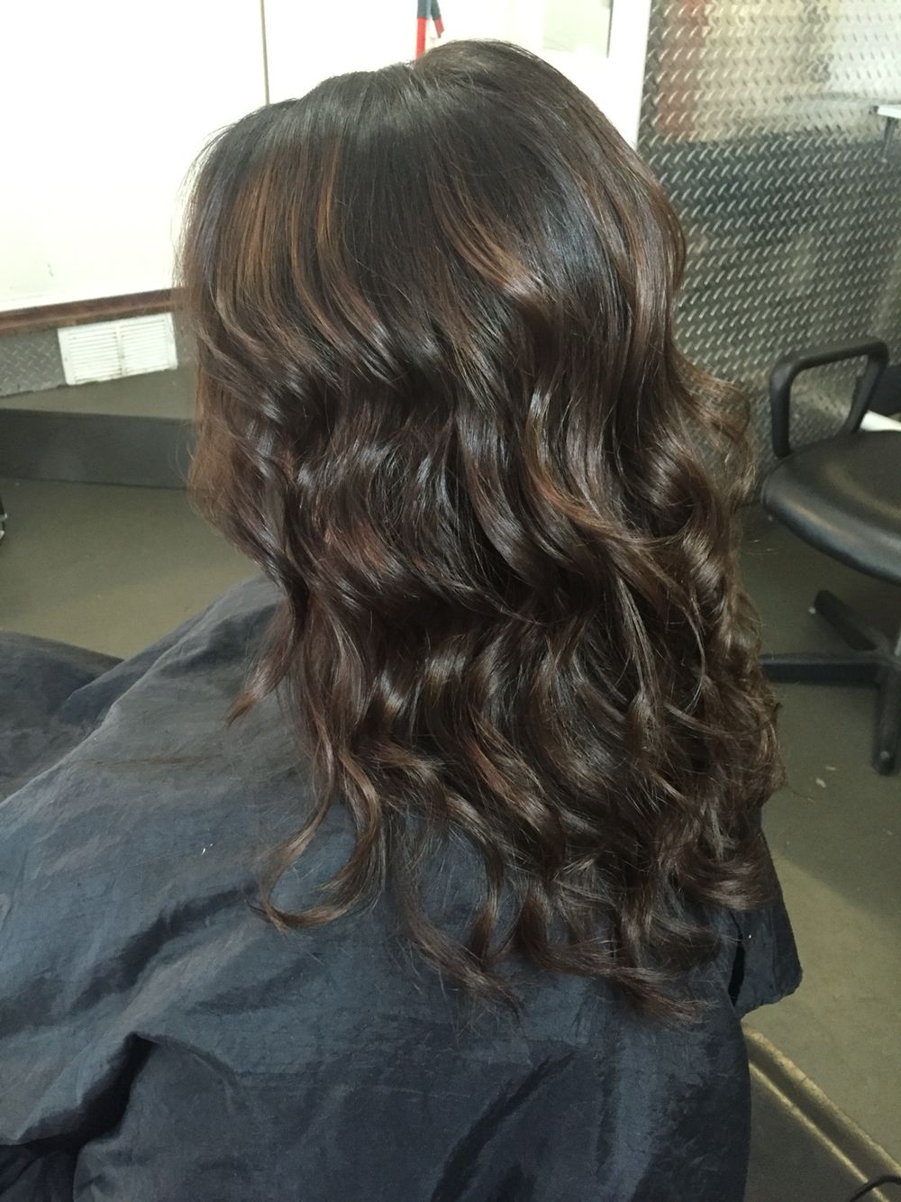 Chocolate Rich 4n Aloxxi Over Highlighted Hair Really Like This