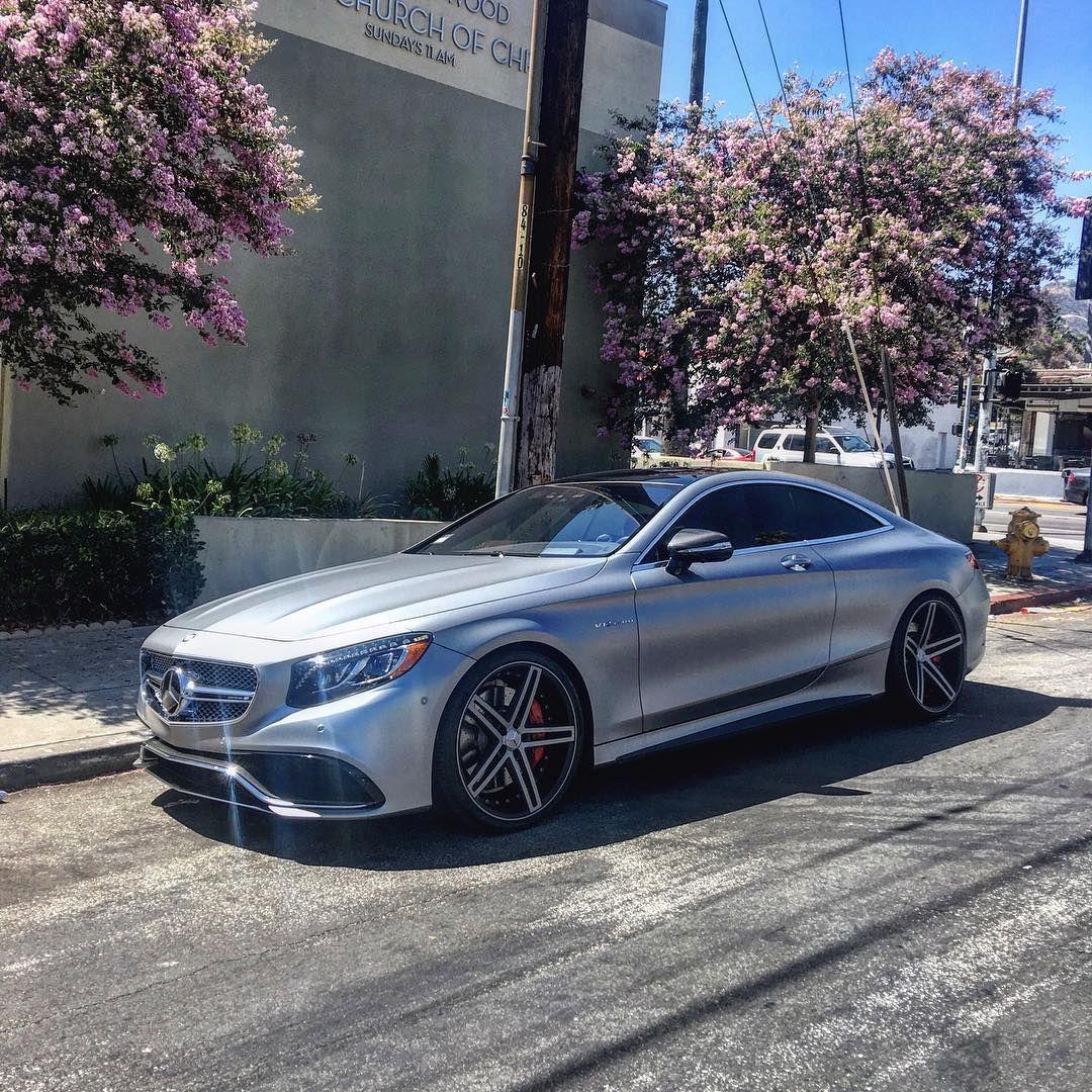 Luxury Automobiles: Mercedes-Benz S 65 AMG Coupé (Instagram @RDBLA)