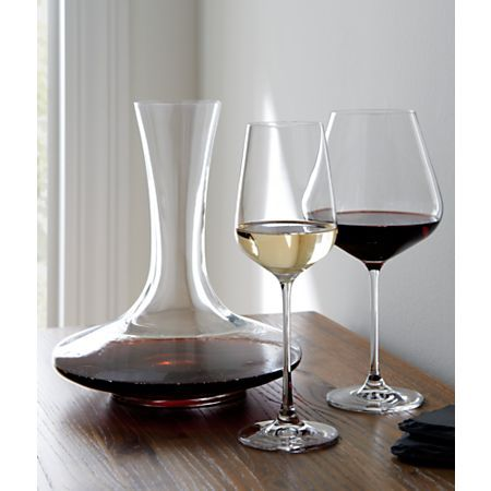 Types of Wine Glasses: Wine Glass Guide | Crate and Barrel