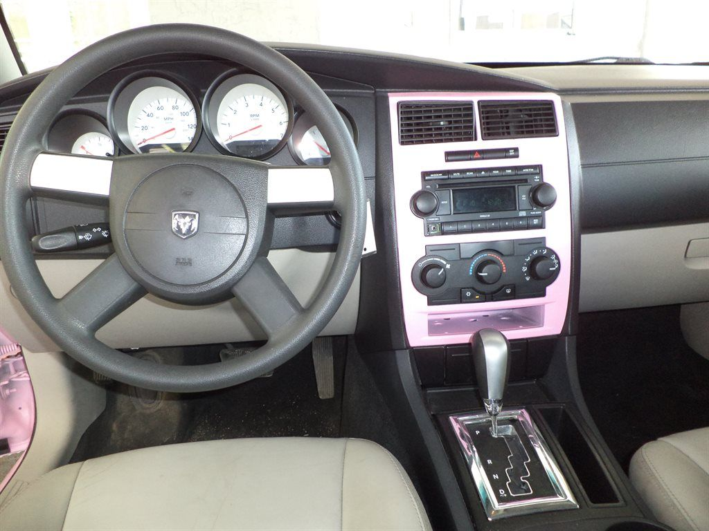 2007 Pink Dodge Charger For Sale Car Interior AccessoriesPink