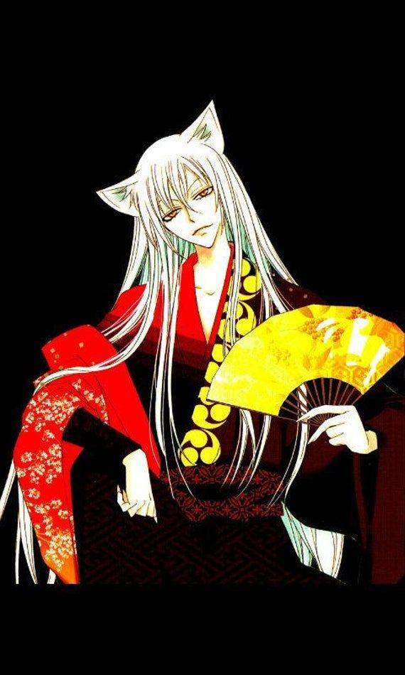 Kamisama Kiss Tomoe Embroidered Cosplay Patch