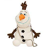 New Disney Hawaii OLAF ALOHA PLUSH Doll Frozen Snowman Hula Skirt
