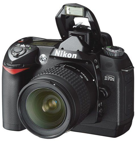Nikon D70s Wonderful Daily Use Camera Digital Slr Camera Nikon D70s Camera