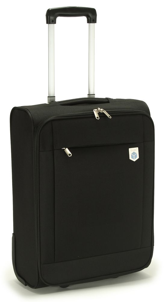 Qubed Vertex Small Cabin Suitcase http://www.luggage-uk.co.uk ...