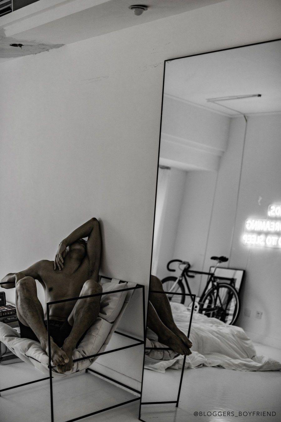 HOW TO BUILD A SCANDINAVIAN MINIMAL BEDROOM, FOR MEN #minimalbedroom