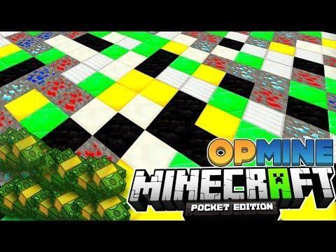 MCPE PRISON EP BILLION OP MINE Minecraft PE Pocket - Minecraft spielen pocket edition