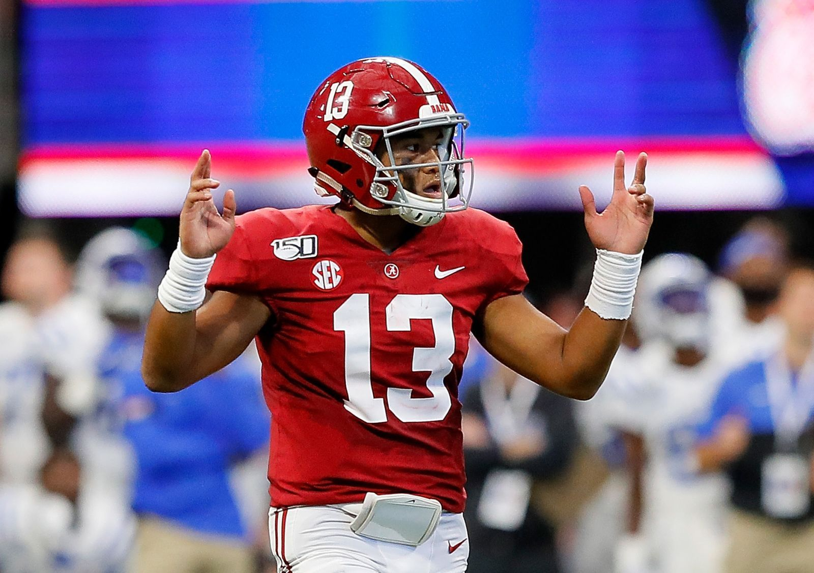 2020 NFL Mock Draft Projected first round after Week 7