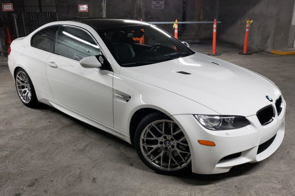 No Reserve OneOwner 2011 BMW M3 Coupe Competition