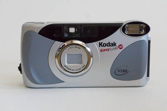 Kodak KE60 Easy Load 35mm Camera