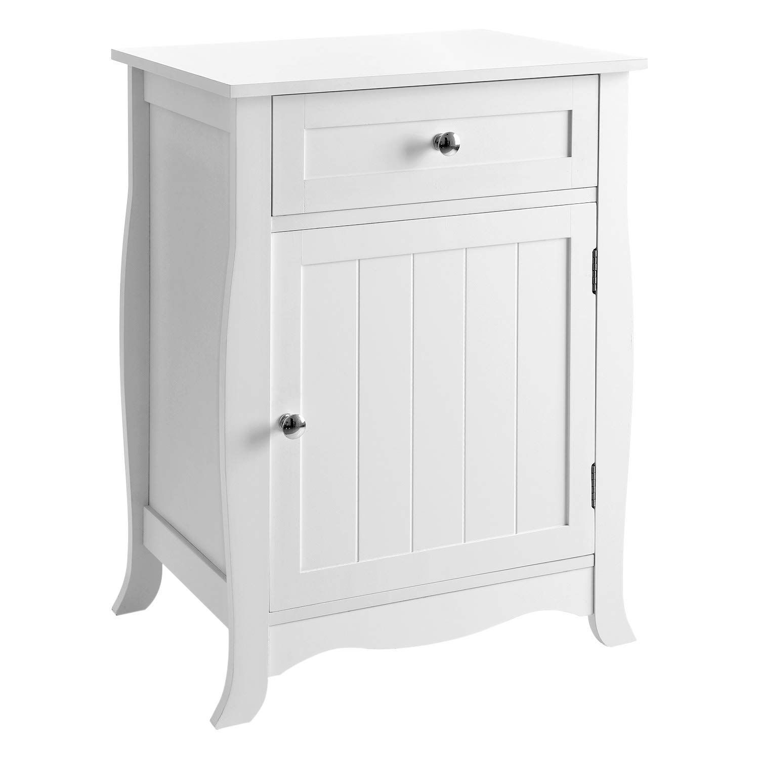 Coastal Nightstands Beach Nightstands In 2020 Wooden Bedside Table Chair Side Table White Nightstand