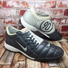 buy popular e5375 c2d5a Nike Mens TOTAL 90 Football Trainers Silver Grey sz 11 Turf Soccer Shoe US  12 46