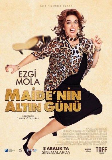 Maidenin Altin Gunu Full Izle Maideninaltingunu Ezgimola 2018filmleri Turkfilmleri Vizyonfilmleri Komedi Filmleri Film Komedi