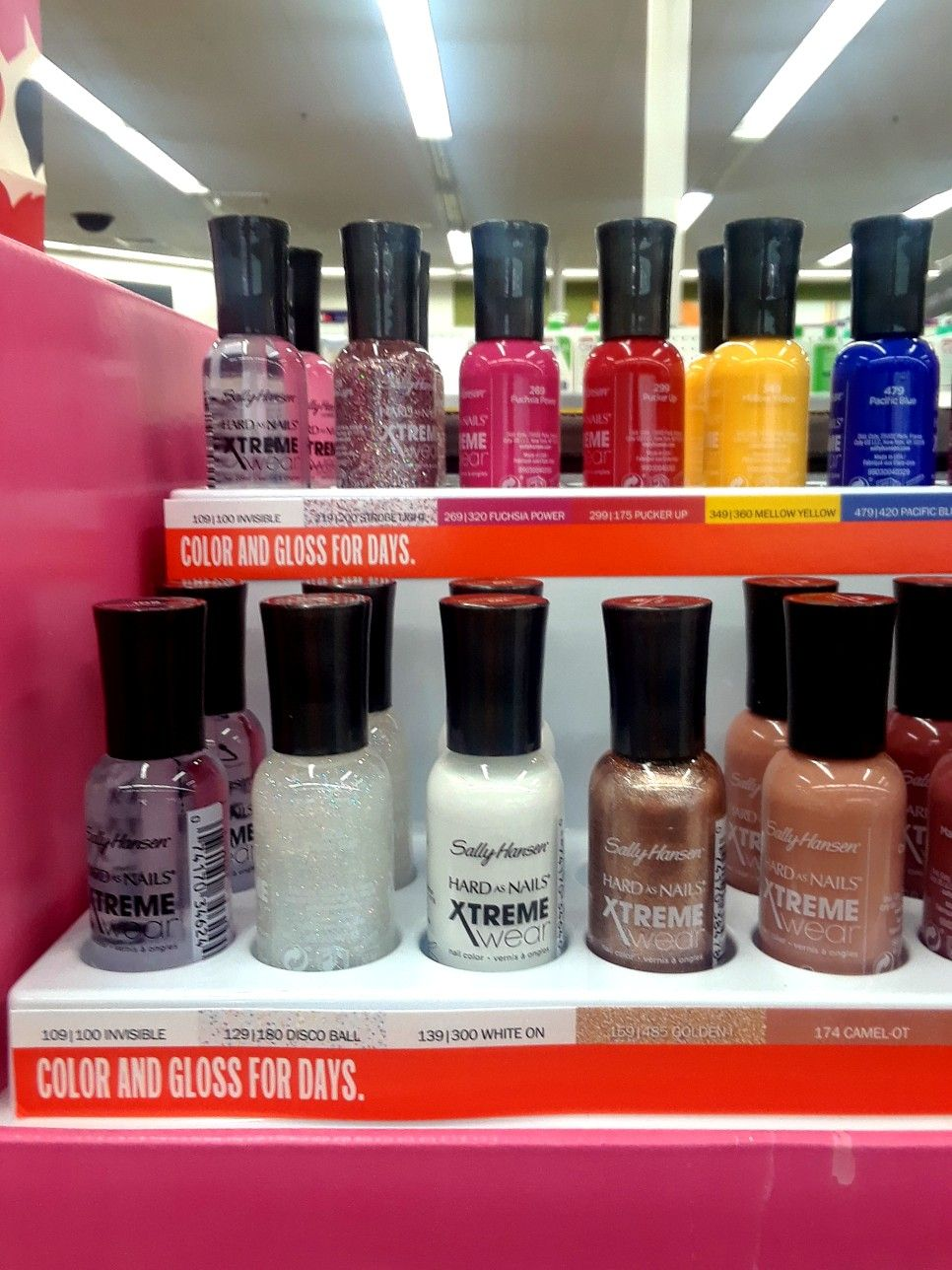 Sally Hansen extreme wear spotted at walgreens | Hard ...