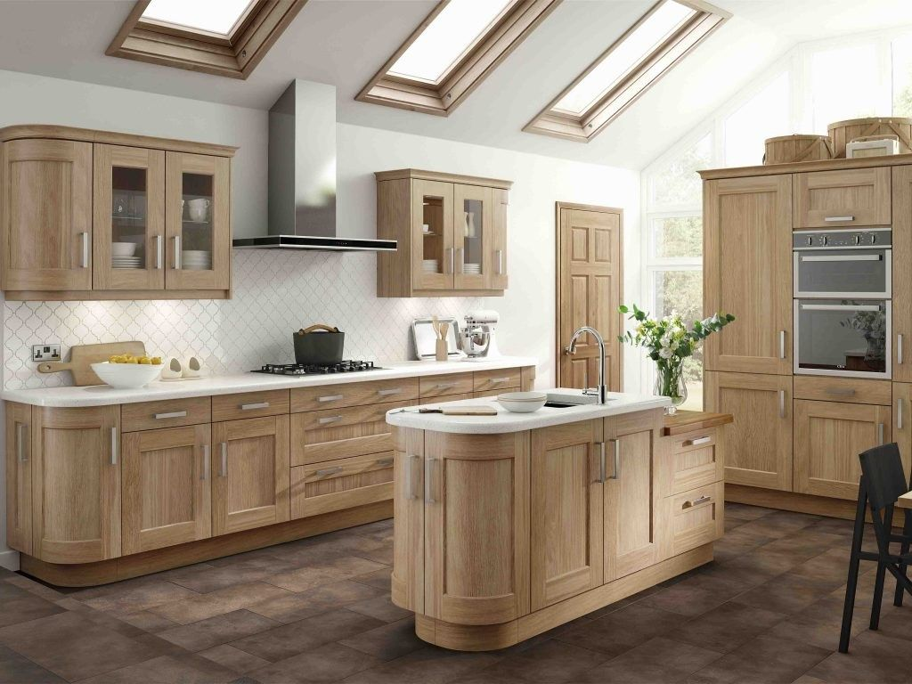 A New Take On All Wood Kitchens