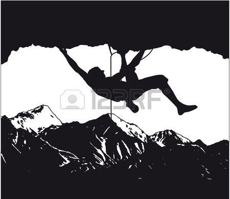 Escalador Alpinista Alpinismo Fotos De Fotografia Fotos