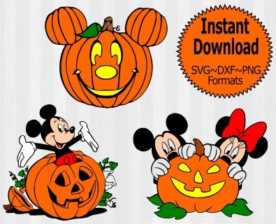 97168fa7 Halloween Mickey SVG Bundle- Perfect for Mickeys not so scary Halloween  party at Disneyworld! Halloween svg files, disney svg cutting template for  ...