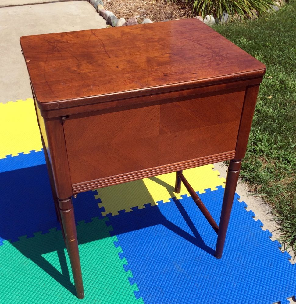 Sears Kenmore Sewing Machine Table Image Collections Bar