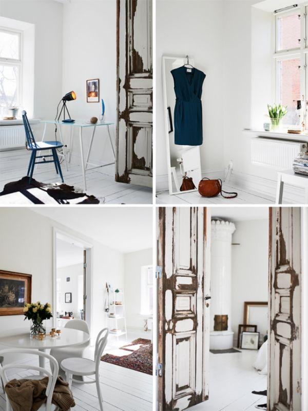 neutrales design einrichtung skandinavischen stil, neutrale design und einrichtung einer wohnung im skandinavischen, Design ideen