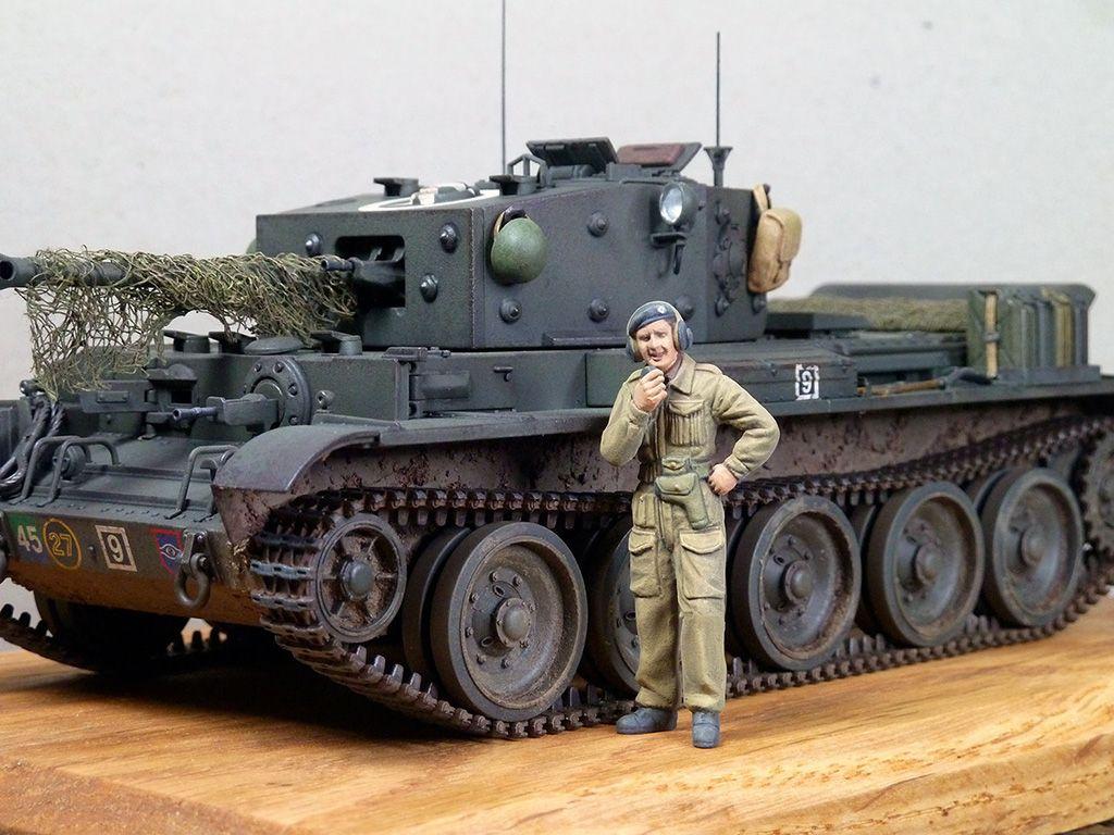 бралась обеспечивать фото танка кромвель тревогу