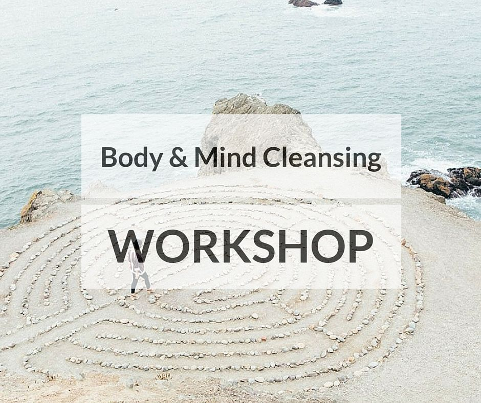 My favourite yoga teacher and me are holding a BODY & MIND CLEANSING WORKSHOP on June, 16 in Vienna! More information over at thegreenbowl.at!
