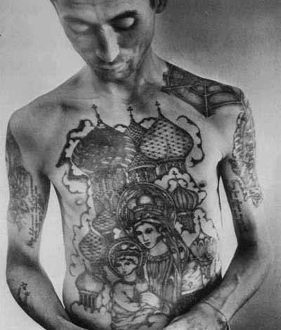 20 Dark And Real Prison Tattoo Designs