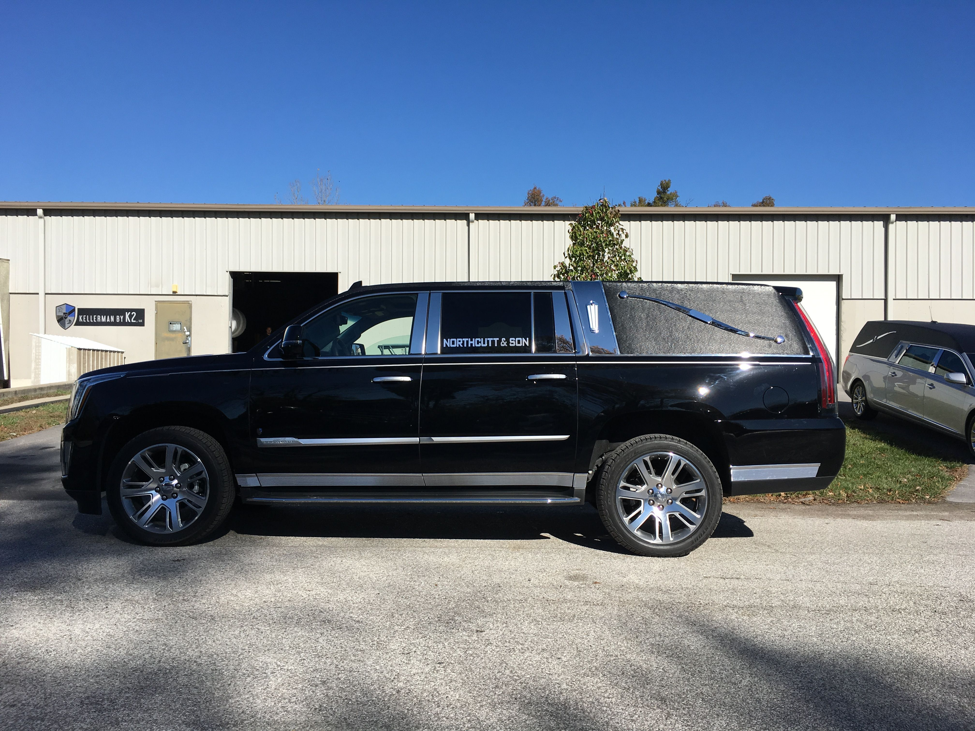 K2 vehicles cadillac escalade hearse business pinterest cadillac escalade cadillac and cars