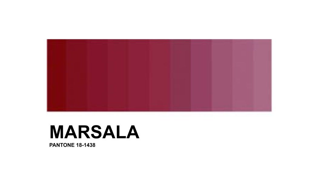 Pantone Marsala Casamento Pinterest Pantone And Wedding