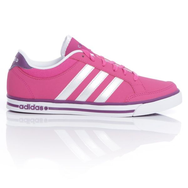 adidas neo label mujer rosa