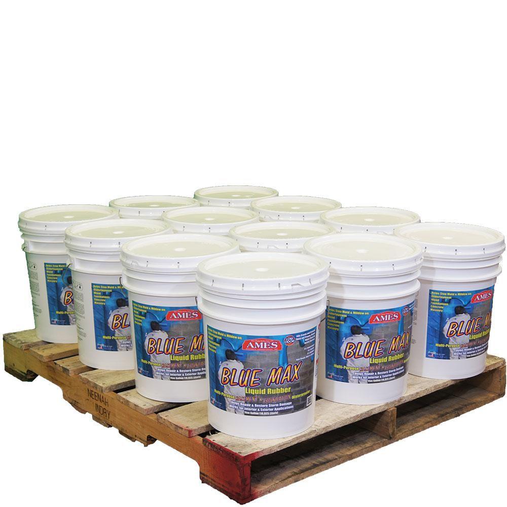 Ames Blue Max 5 gal. Basement Waterproofing Sealer Regular