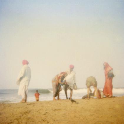 Gorgeous atmospheric polaroids by Sebran D'argent