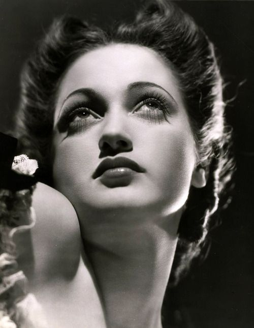 dorothy lamour young