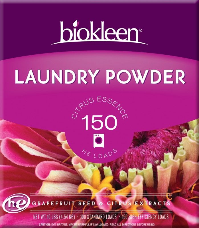 Laundry Products Laundry Powder Natural Laundry Detergent