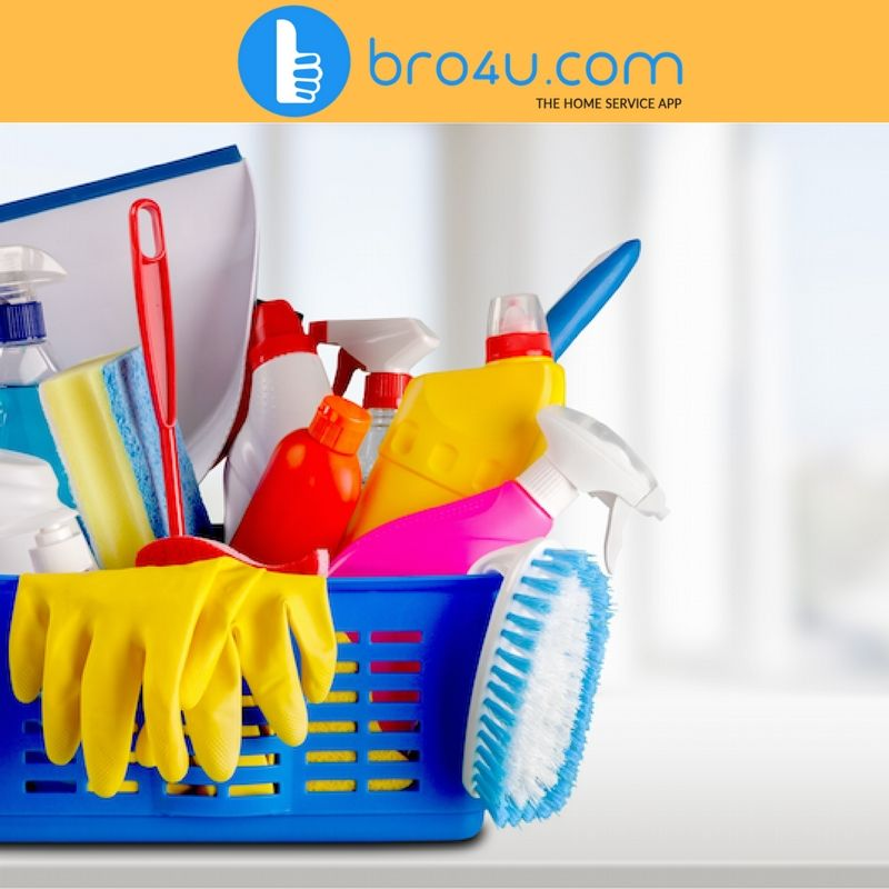 House Cleaning Service At Brou Is The Most Convenient Way To Get - Bathroom cleaning services in hyderabad
