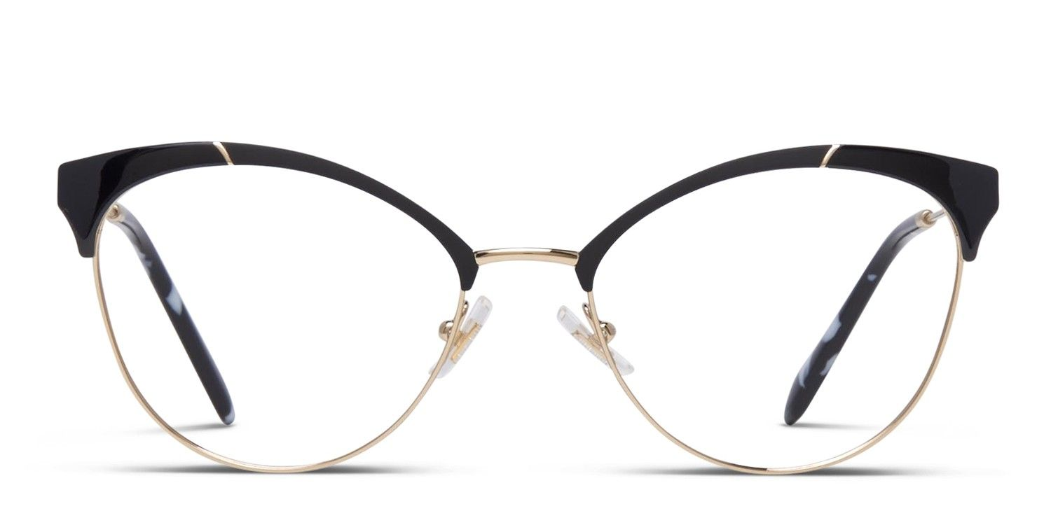 de5920f7e6d The Miu Miu MU 50PV is an elegant cat-eye frames with a twist of