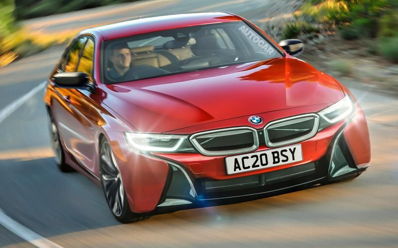 2022 BMW 3 Series hybrid will be a revolutionary product