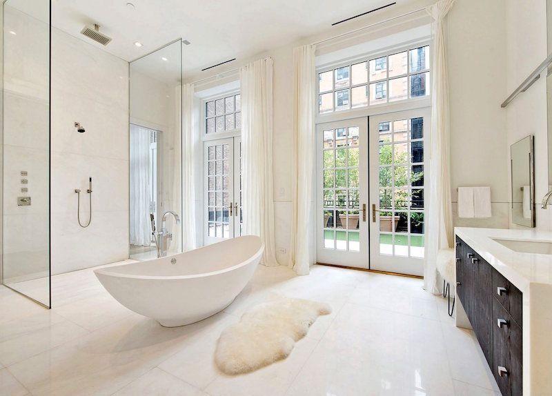 Jennifer Lopez  Nyc Condo  Real Estate  Modern Bathroom Design Alluring Ultra Modern Bathroom Designs Decorating Inspiration