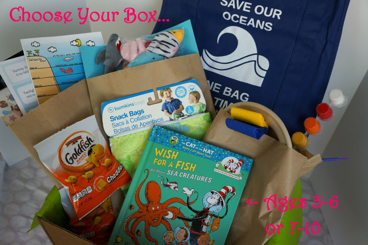Idea by SproutUp Box on Monthly Boxes Subscription boxes