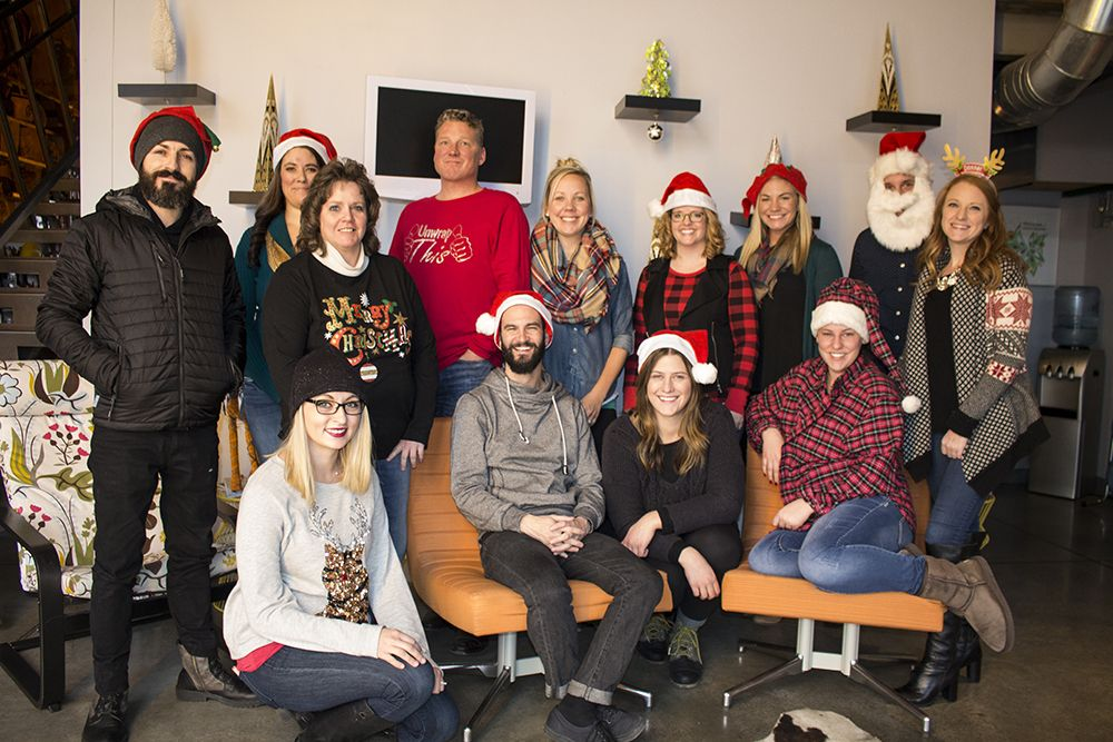 Merry Christmas and happy holidays from the dfine family to yours!