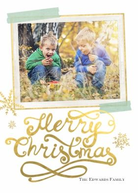 christmas cards christmas photo cards christmas greeting cards snapfish - Snapfish Christmas Cards