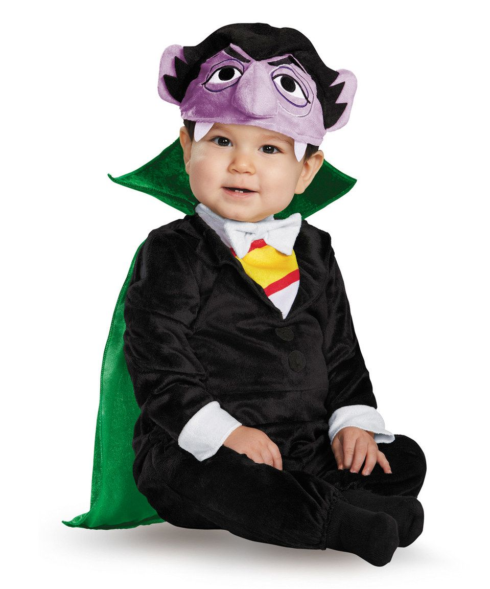 Love This Count Von Count Dress Up Set Infant By Sesame