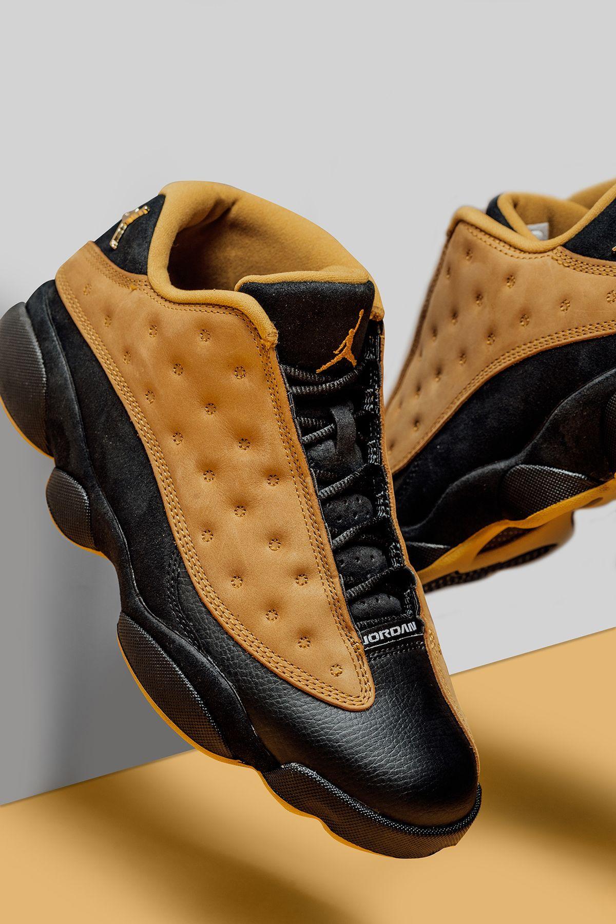 nice cheap save off brand new Air Jordan 13 Low Chutney | Sneakers fashion, Jordans for men ...