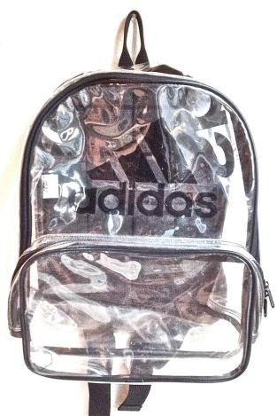 perspex rucksack